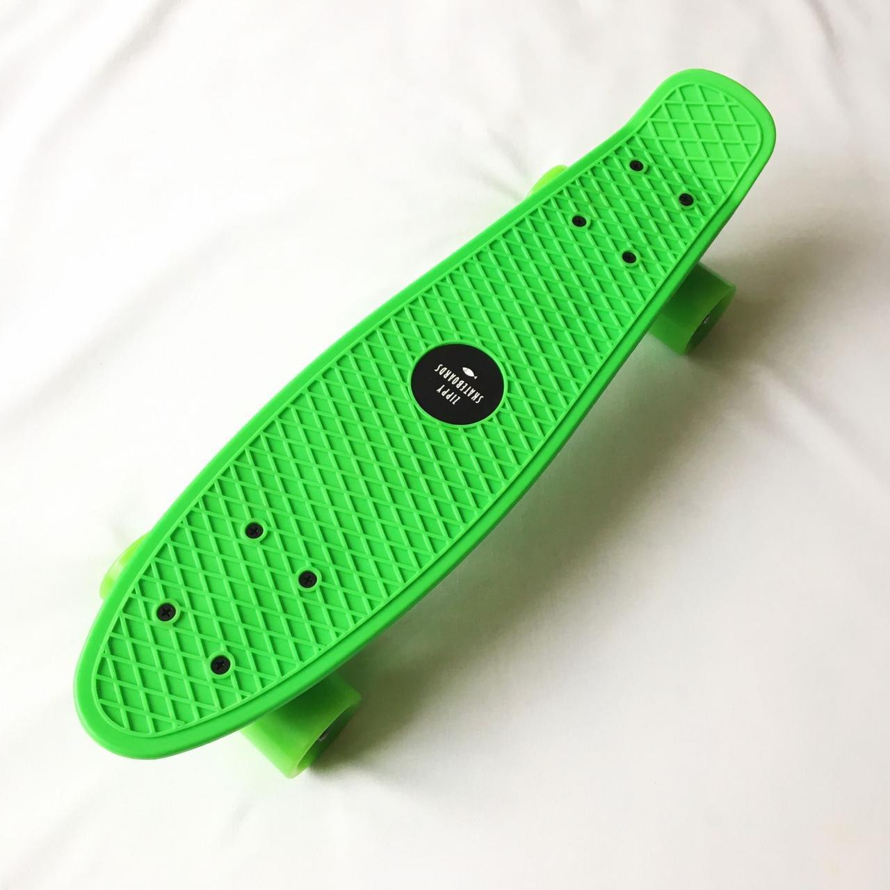 "Penny Board Green 22"" - Салатовый 54 см пенни борд"