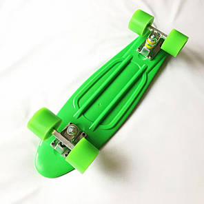 "Penny Board Green 22"" - Салатовый 54 см пенни борд, фото 2"