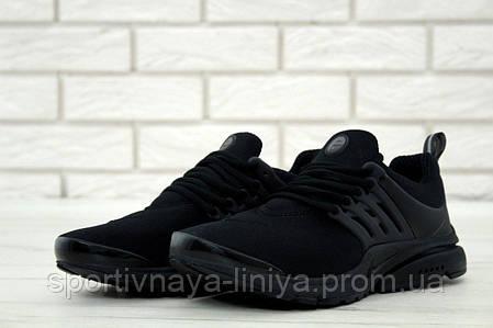 Кроссовки мужские черные Nike Air Presto (реплика), фото 2