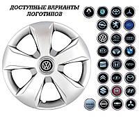 Колпаки на авто SKS на Volkswagen R15 (к-кт 4 шт.)