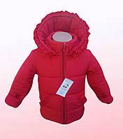 Куртка демисезонная для девочек  (2609/25)