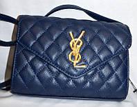 """Жіноча сумочка, жіночий клатч """"YSL"""", новинки, 058176"""