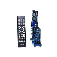 Универсальный скалер T.RD8503.A8 SKR.03 переделка монитора в телевизор