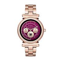 a8fc8adaa80f Часы Michael Kors Access Bradshaw Sable-Tone Smartwatch MKT5007 ...