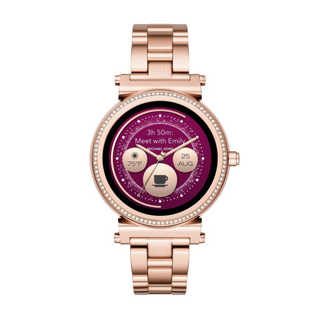 Michael kors часы smart watch phone
