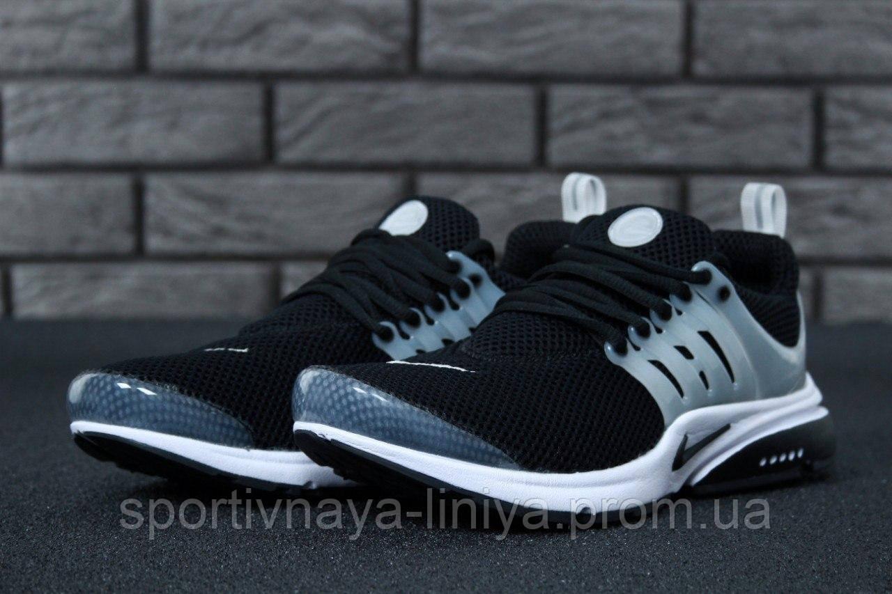 Кроссовки мужские черные Nike Air Presto (реплика)