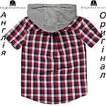 Рубашка Firetrap из Англии для мальчиков 2-14 лет - в клетку, фото 2