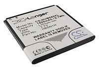 Аккумуляторная батарея CameronSino для смартфона HUAWEI Ascend G300/U8812, 1800mAh/6.66Wh, X-Longer