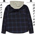 Рубашка Firetrap из Англии для мальчиков 2-14 лет - с капюшоном легкая, фото 2