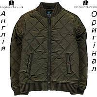 Куртка Firetrap из Англии для мальчиков 2-14 лет - стеганая осенняя