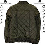Куртка Firetrap из Англии для мальчиков 2-14 лет - стеганая осенняя, фото 2