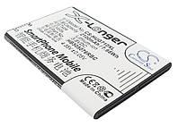 Аккумуляторная батарея CameronSino для смартфона HUAWEI Ascend G610/G700, 2100mAh/7.98Wh, X-Longer