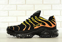 Кроссовки мужские черные Nike Air Max TN+ (реплика), фото 3