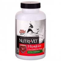 Nutri-Vet Hip&Joint Extra НУТРИ-ВЕТ СВЯЗКИ И СУСТАВЫ ЭКСТРА, 2 уровень, хондроитин и глюкозамин для собак