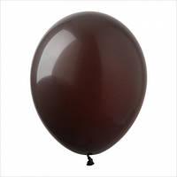 """Шар 5"""" (12,5 см), цвет шоколадный, пастель, 100 шт"""