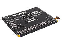 Аккумуляторная батарея CameronSino для смартфона HUAWEI Ascend D2, 2900mAh/11.02Wh, X-Longer, внутренний