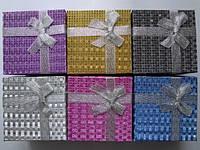 Коробочка подарочная для часов с подушечкой 18 цветов