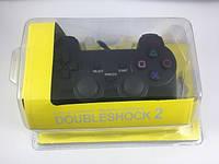 Джойстик PS2 проводной  (желтый блистер), фото 1