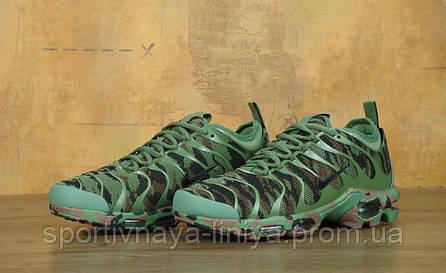 Кроссовки мужские зеленые Nike Air Max TN+ (реплика), фото 2