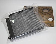 Фильтр салона с планкой угольный JC Premium для Logan