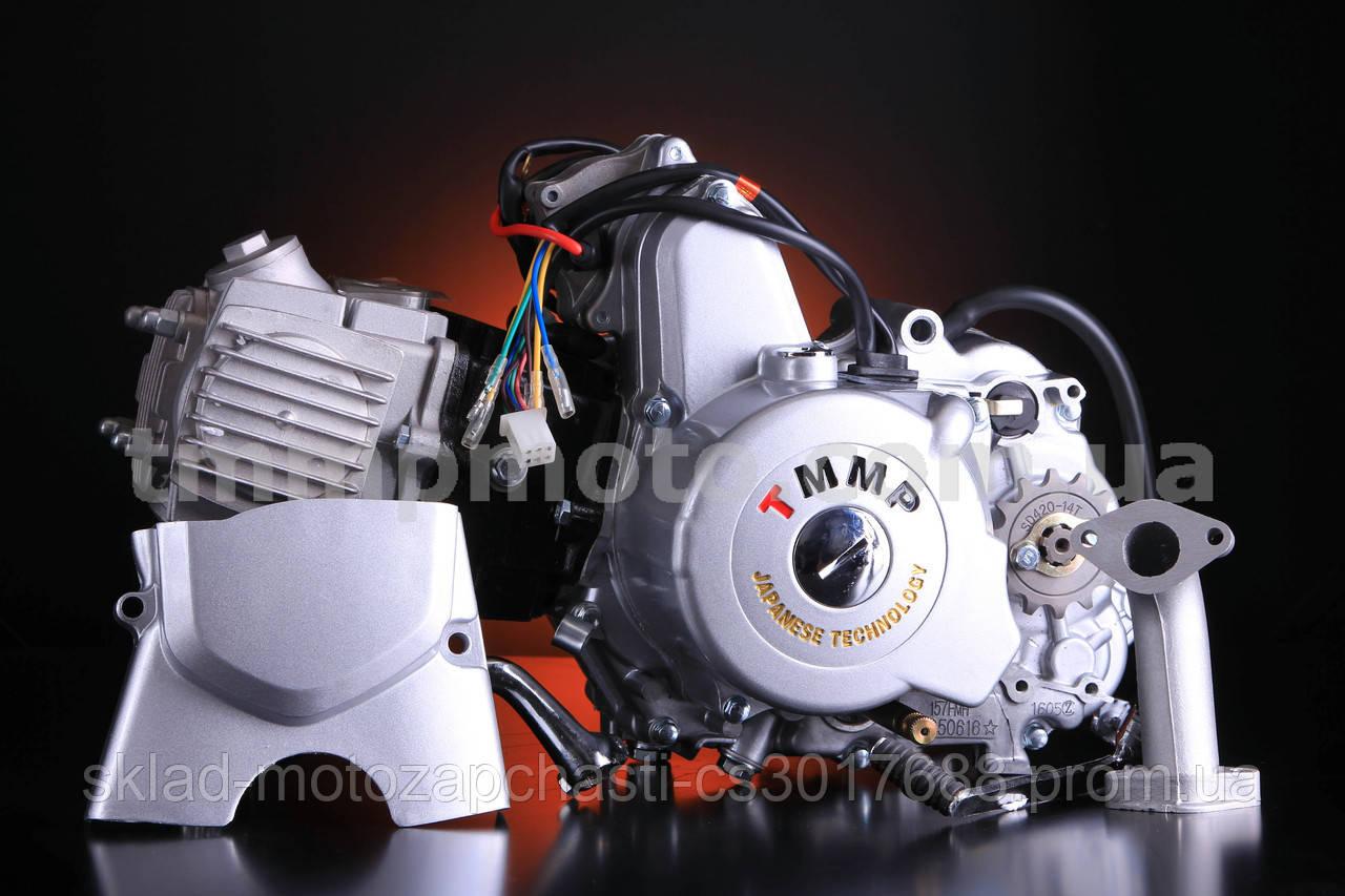 Мото двигун Дельта Delta -125куб механіка заводський