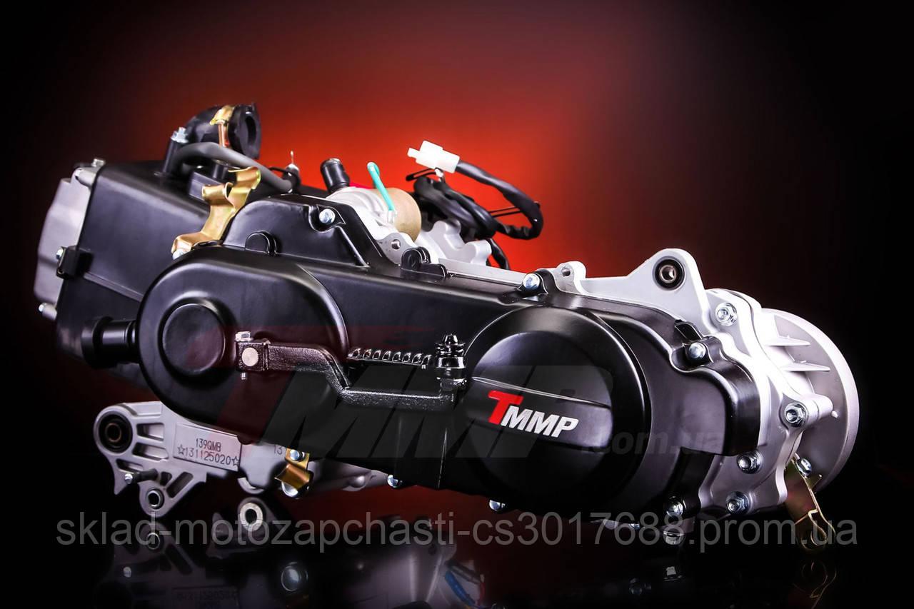 Двигатель YABEN-80 длинный под 12 колесо два амортизатора