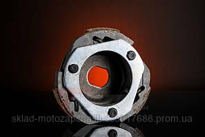 Колодки вариатора -125см3