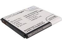 Аккумуляторная батарея CameronSino для смартфона HUAWEI Honor 2, 2200mAh/8.14Wh, X-Longer