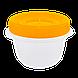 Контейнер Омега 285 мл для пищевых продуктов Алеана 167036, фото 3