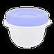 Контейнер Омега 285 мл для пищевых продуктов Алеана 167036, фото 5