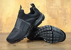 Кроссовки мужские черные Nike Air Presto Extreme (реплика), фото 2