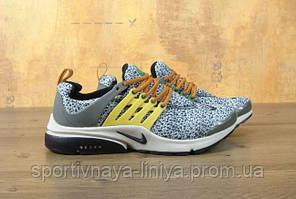 Кроссовки мужские серые Nike Air Presto (реплика), фото 3