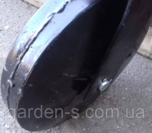 опорное колесо на почвофрезу