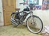 Веломотор / мотовелосипед в зборі 80см3/ 80 сс заводського якості без стартера повний комплект, фото 8