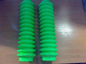 Гофра вилки SONIK зеленый цвет