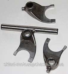 Вилочки п/п в сборе MINSK  CB-CG-125-200