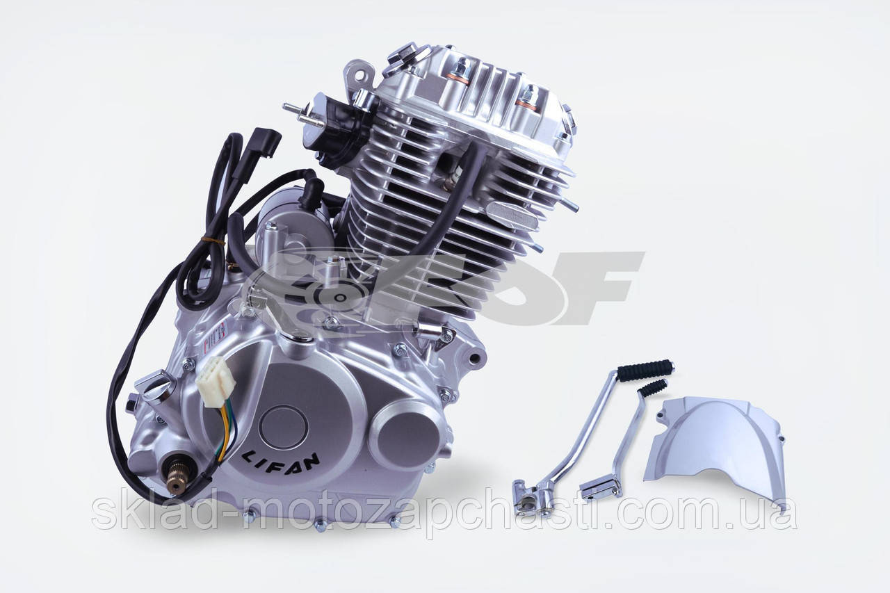 Двигатель в сборе Minsk-Viper CB 200cc