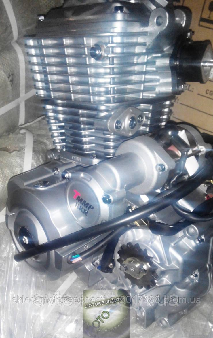 Двигатель в сборе Minsk-Viper CB 250cc с балансирным валом