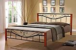 """Кровать """"Миллениум Вуд"""" Микс Мебель, фото 2"""