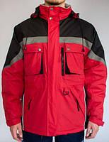Куртка  MILTON красная
