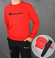 Спортивный костюм мужской Чемпион, Champion красный