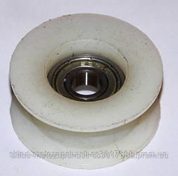 Ролик натяжителя цепи для веломотора  50/60/80см3