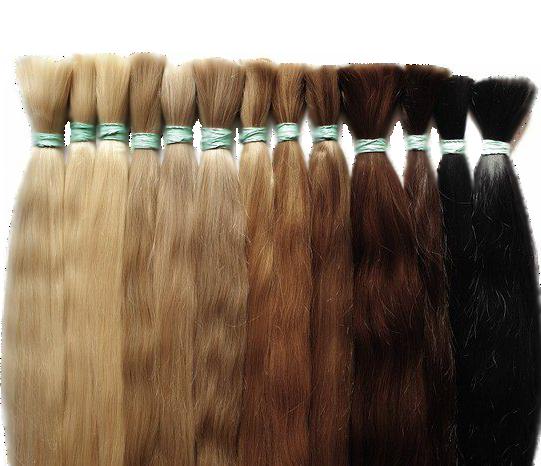 Славянские волосы (волосы в срезах)