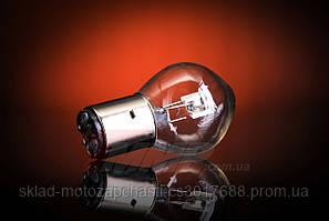 Лампа фары груша 12V25W/25W