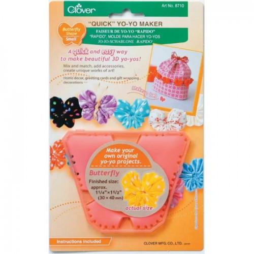 Устройство Clover 8710 для изготовления бабочек Yo-Yo маленькое