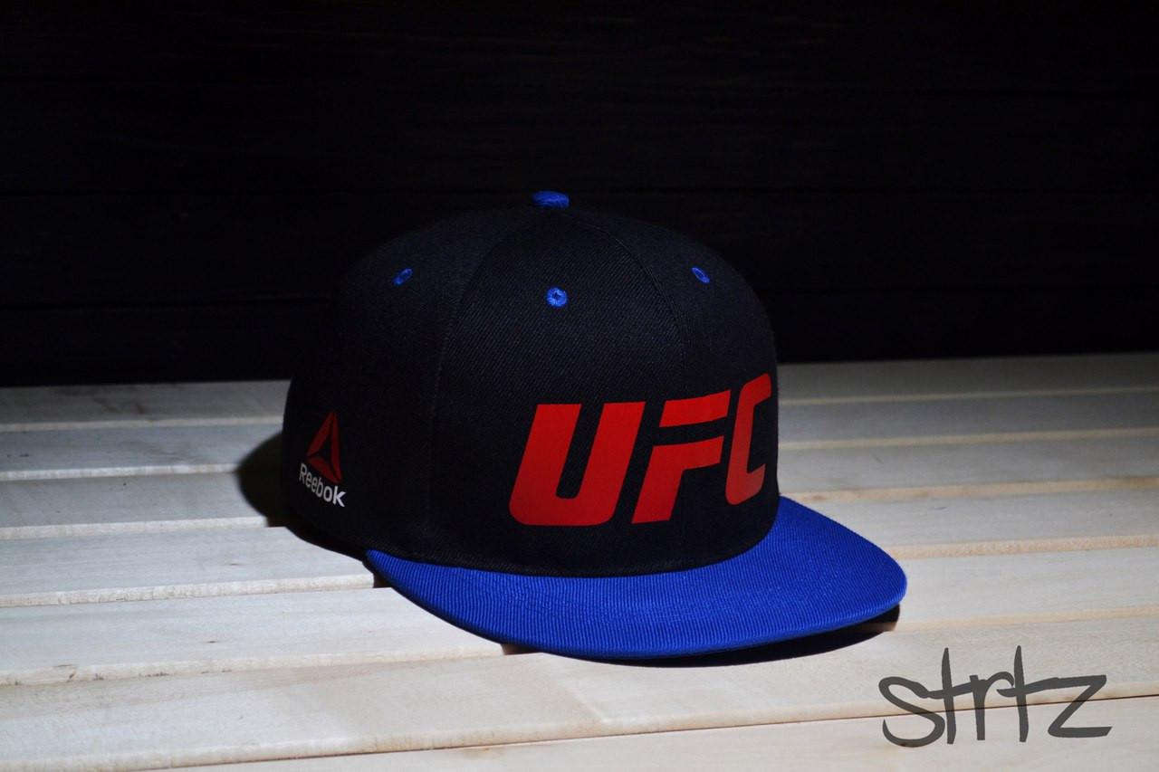 Молодежная рэперка,снепбек Reebok UFC Snapback Cap