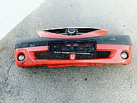Бампер передний Renault Dacia Logan 2004-2008, фото 1