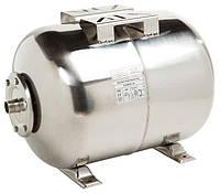 Гидроаккумулятор Lider 50 л. горизонтальный, нержавейка