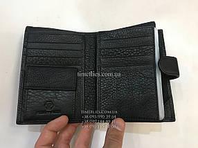 Мужской кожаный кошелек Phillip Plein  №1, фото 3