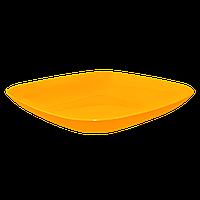 Тарелка 25х25х3 см  Алеана